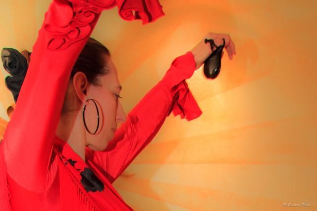 Flamencokastagnettenbild 1